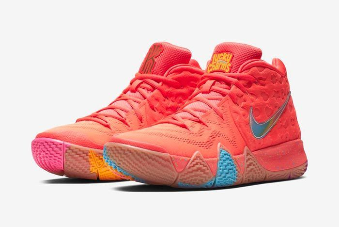Nike Kyrie 4 Lucky Charms Release Date 5
