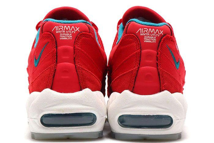Nike Air Max 95 Mt Fuji Ct3689 600 Heel