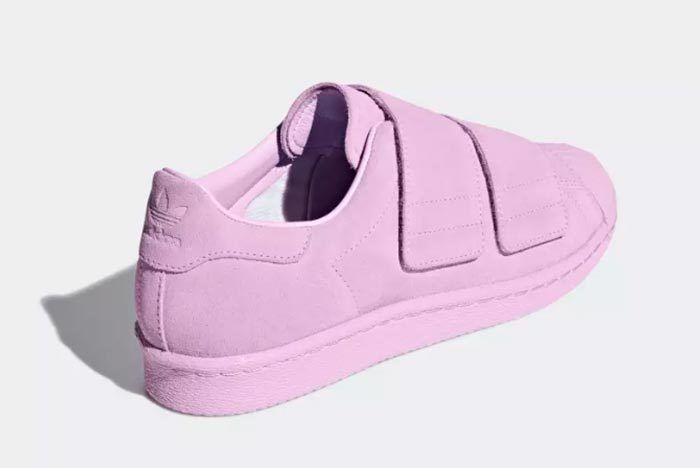 Adidas Superstar 80S Cf Clear Lilac 5