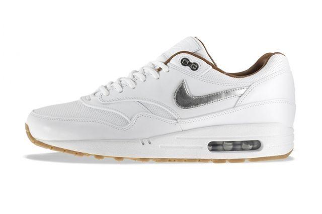 Nike Air Max 1 Fb Woven Silver Gum