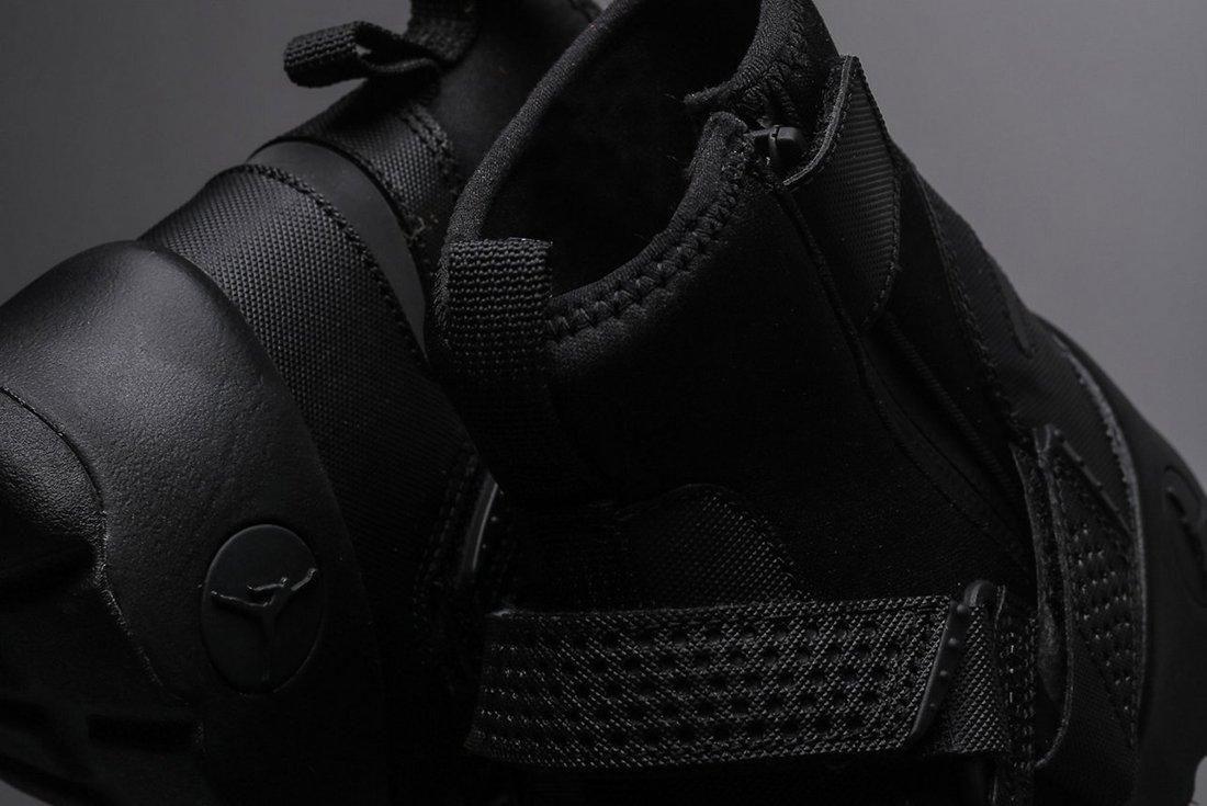 Jordan Trunner Lx Triple Black 4