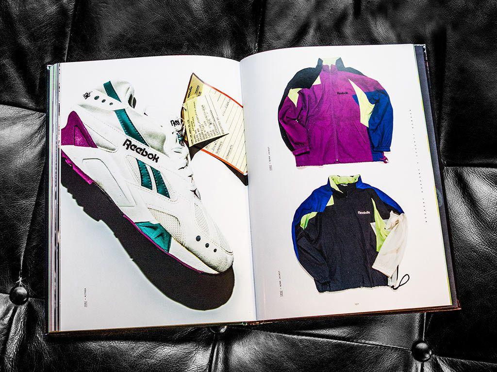 Sneakerfreaker Reebok Book Trackies