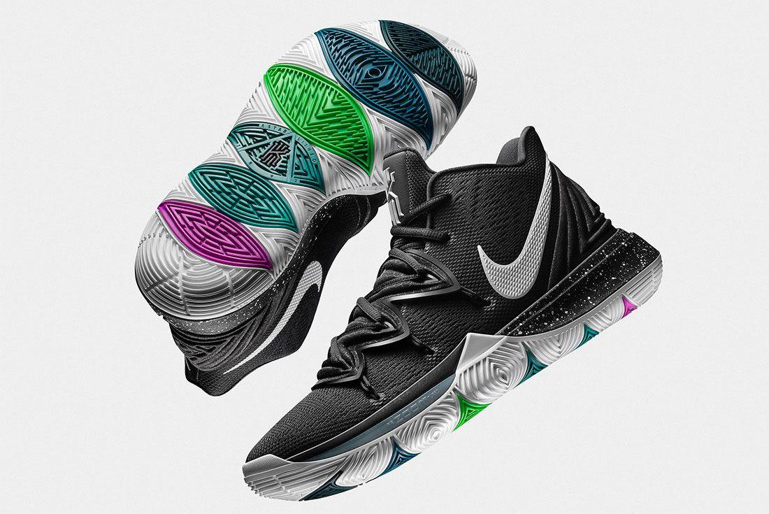 Sneaker Evolution Of Kyrie Irving 12