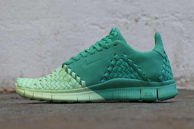 Nike Free Inneva Ii Sp Lakeside Ice Vapour Green