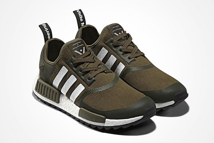 White Mountaineering X Adidas Pack 7