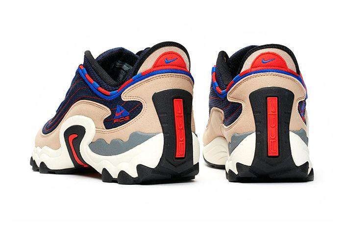 Nike Acg Air Skarn Sand Racer Blue Cd2189 200 Release Date Heel