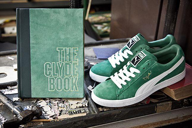 Clyde Book Sneaker Freaker Book Shoe 1
