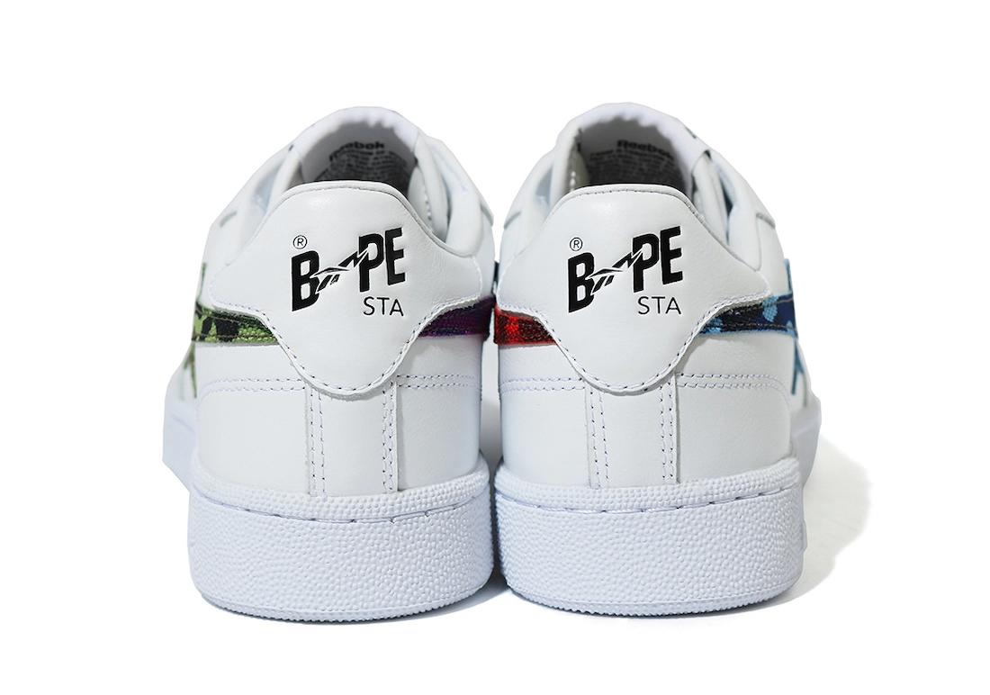 BAPE x Reebok Club C FY3603