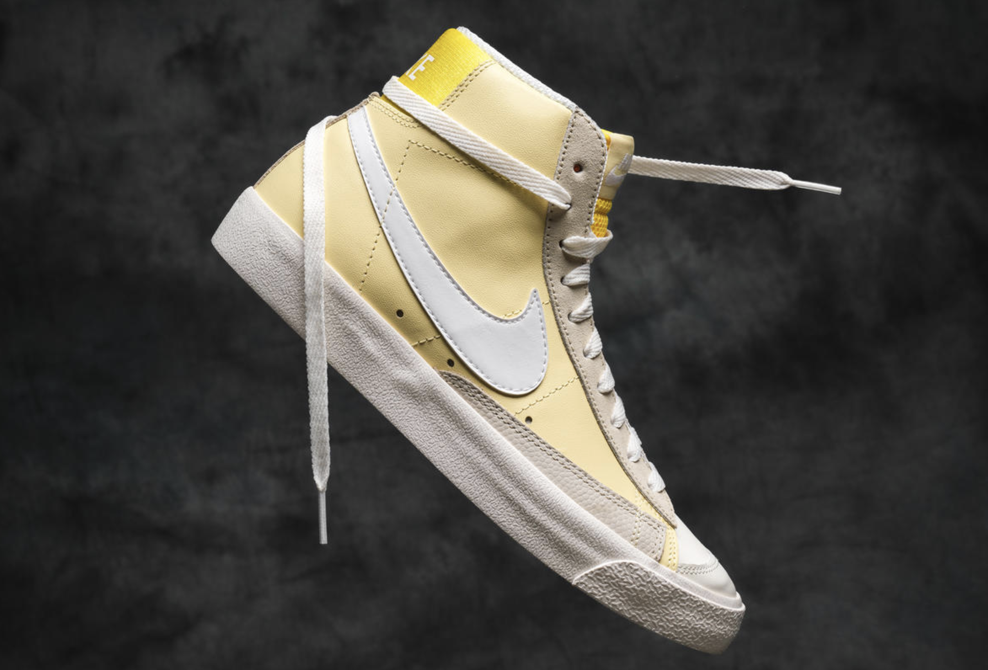 Nike Blazer Mid '77 (Bicycle Yellow)