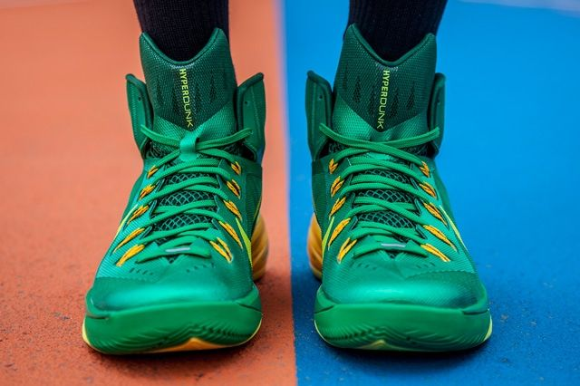 Nike Hyperdunk 2014 Foot Locker Green 2