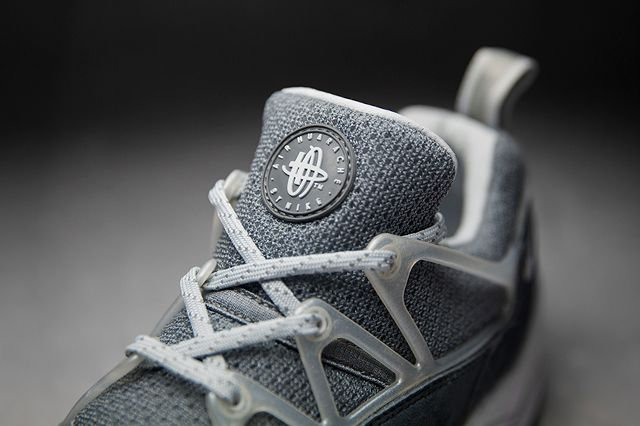 Foot Patrol X Nike Air Huarache Light Concrete 6
