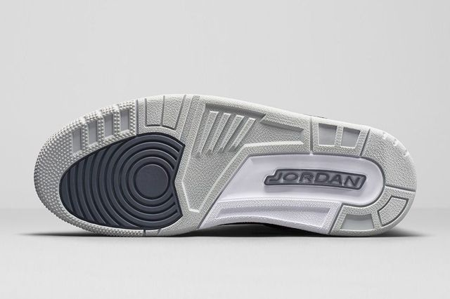 Jordan Spizike Cool Grey Bumper 2