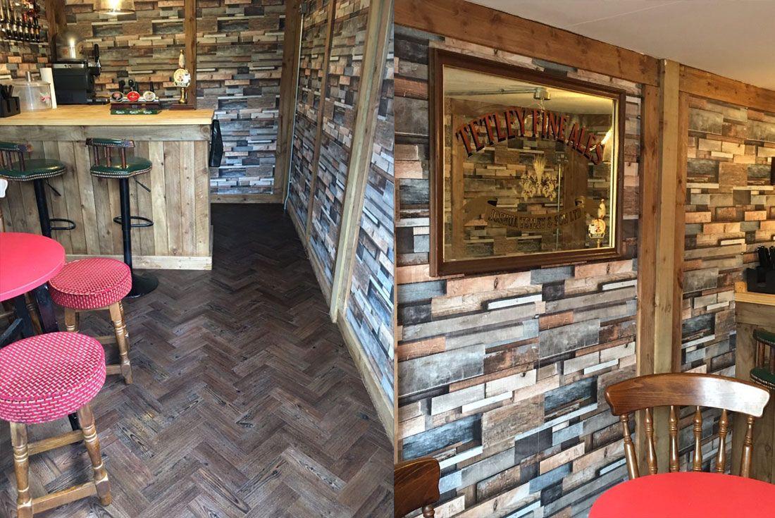 John Clark adidas Solebox Bar Backyard Pub