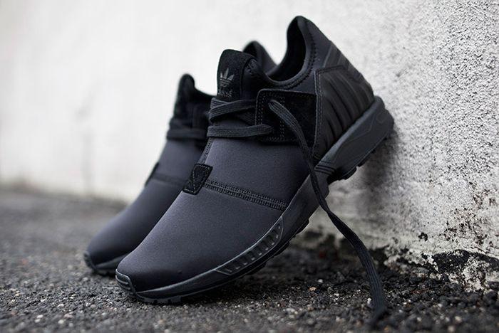 Adidas Zx Flux Plus Core Black2