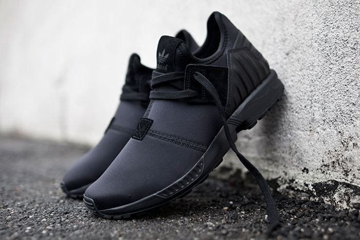 Adidas Zx Flux Plus Core Black2