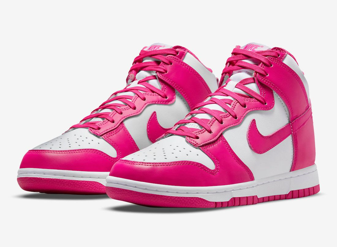 Nike Dunk High Pink Prime