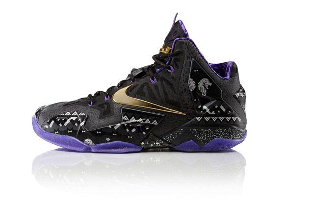 Nike Sp14 Bhm Basketball Lebron 11
