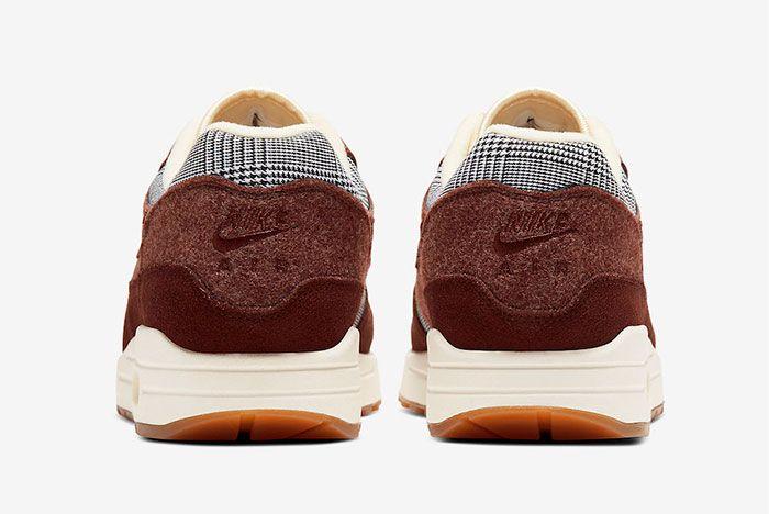 Nike Air Max 1 Bronze Eclipse Heel