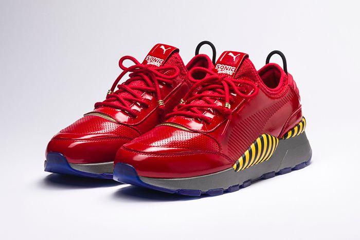 Puma Sega Rs 0 Sonic And Dr Eggman Release Date Price 09 Sneaker Freaker