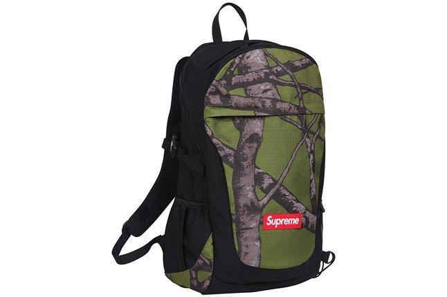 Supreme Tree Camo Backpack 1