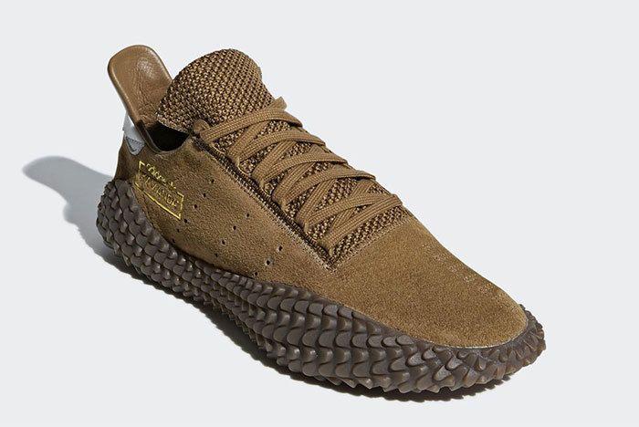 Adidas Kamanda Brown Town 3