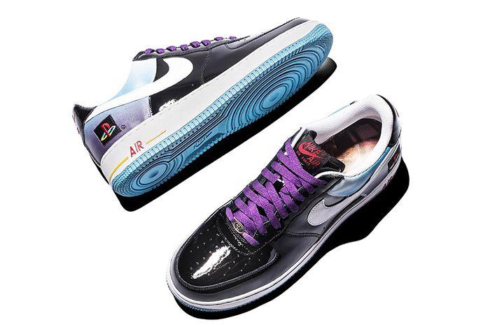 Nike Air Force 1 Playstation 2018 Release 1 Sneaker Freaker