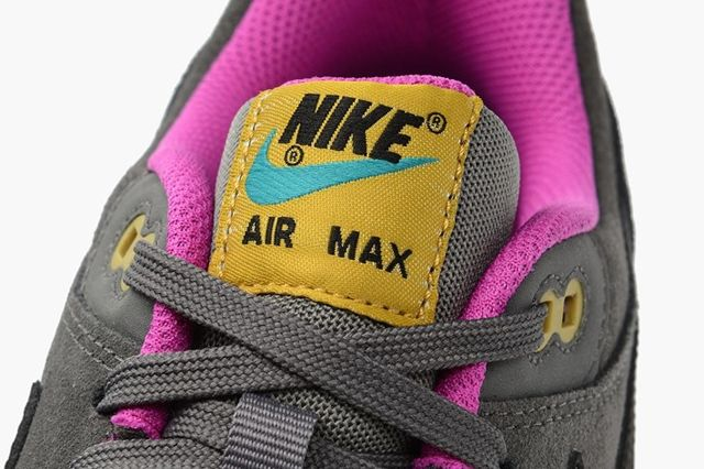 Nike Air Max 1 Dark Pewter Black 21