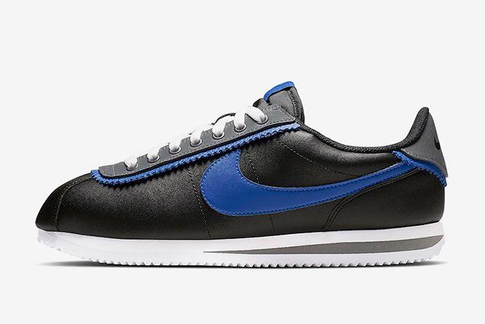 Nike Cortez Game Royal Left