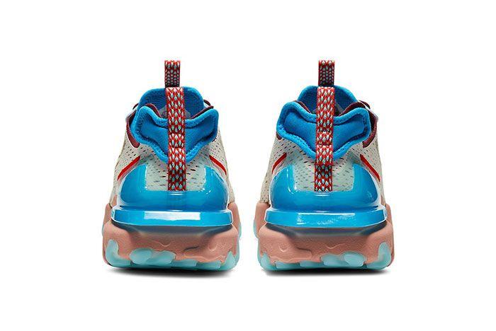 Nike React Vision Desert Oasis Heel
