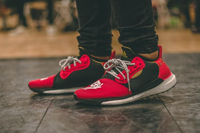 Pharrell Adidas Solar Hu Glide Chinese New Year 1