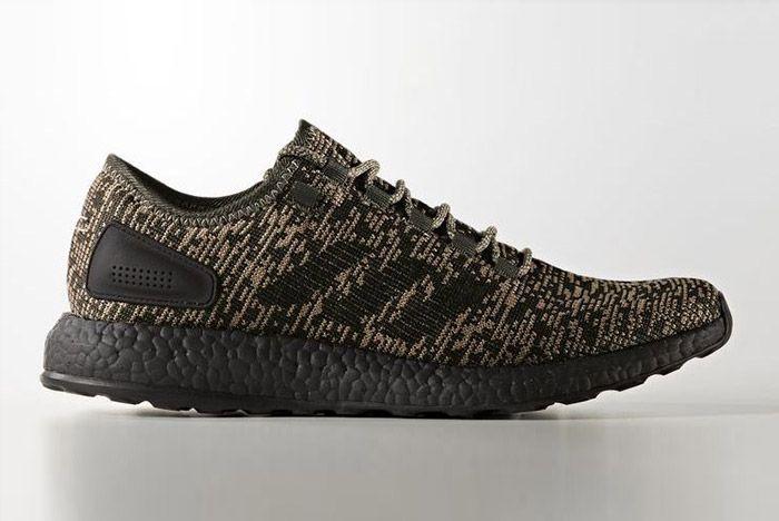 Adidas Pure Boost Night Cargo 5