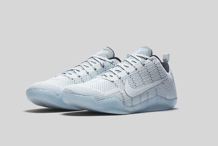 Nike Kobe 11 Elite Low Blue Tint