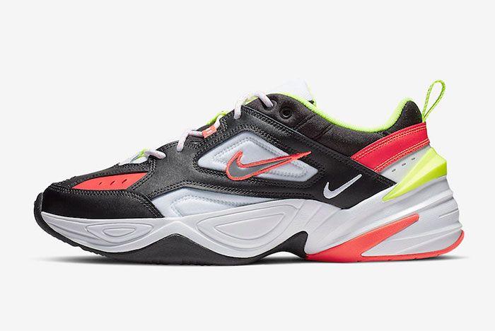 Nike M2K Tekno Volt Left
