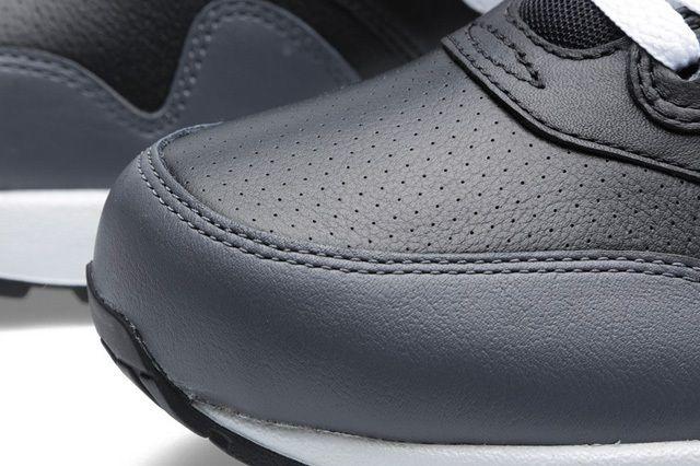 Nike Air Max 1 Black Dark Grey 5