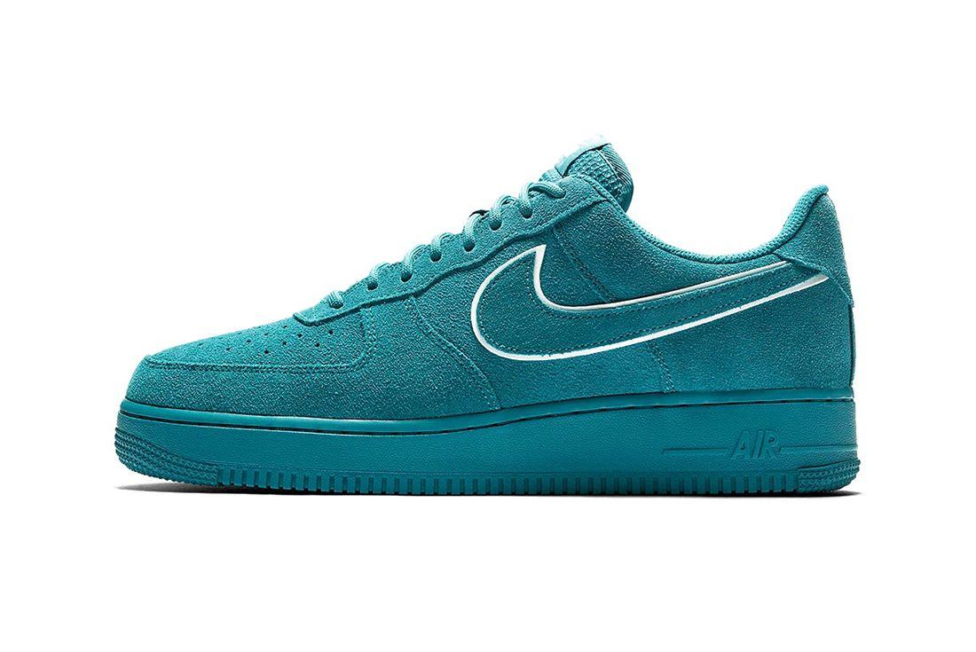 Nike Af1 Suede Pack 7