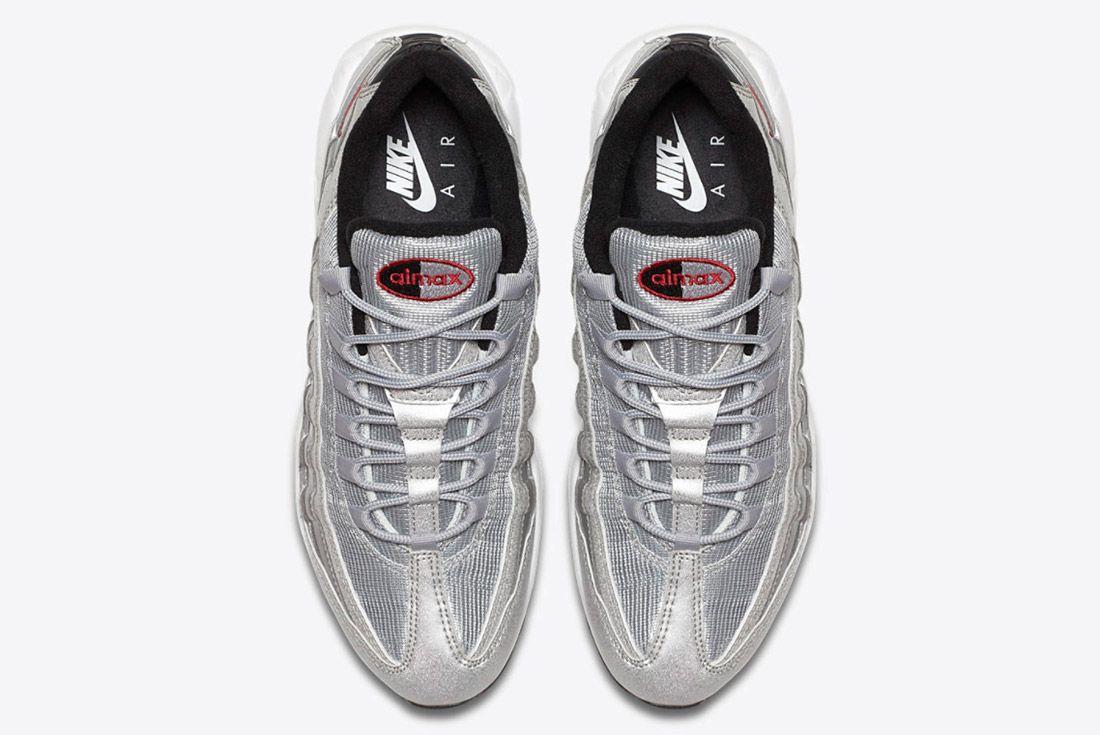 Nike Air Max 95 Silver Bullet 4