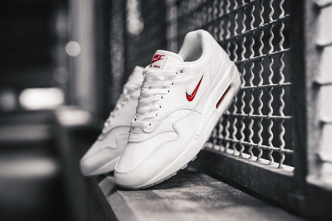 Nike Air Max 1 Jewel Red 4