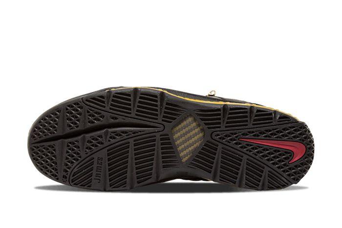 Nike Zoom Lebron 3 Black Gold Sneaker Freaker 3