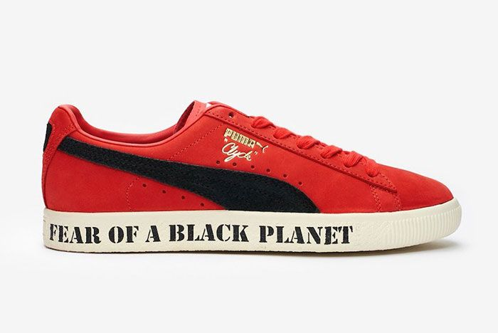 Public Enemy Puma Clyde Lateral