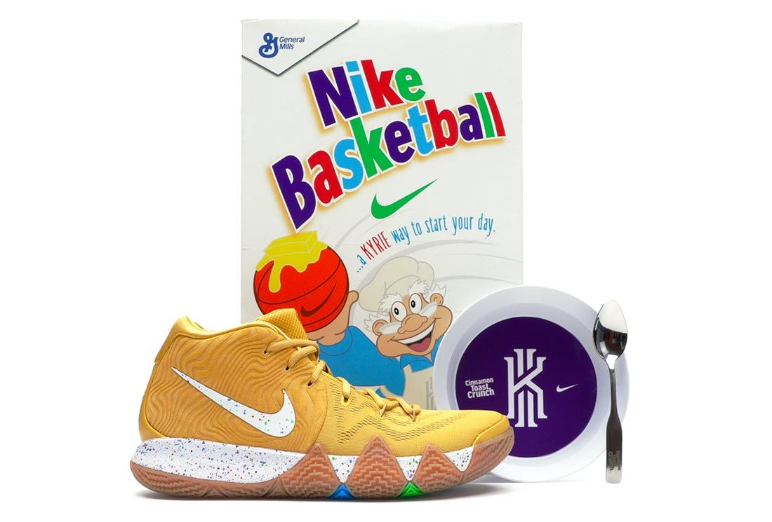 Nike Kyrie 4 Cereal Pack