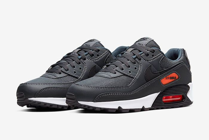 Nike Air Max 90 Cw7481 001 Release Date 4 Official