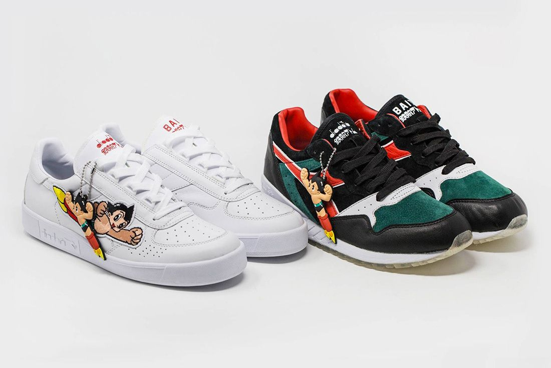 Bait Astroboy Diadora Highlight Reel Sneaker Freaker 4