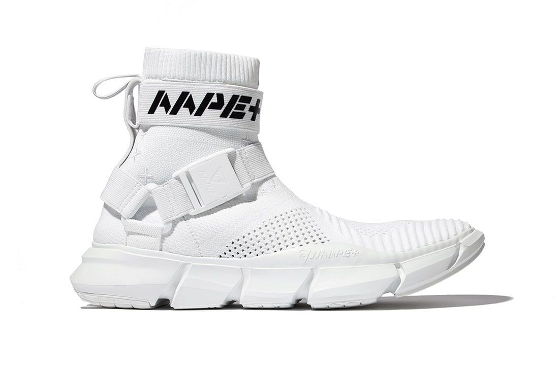 Aape By A Bathing Ape Spring Summer 2019 Footwear Collection 2 Side