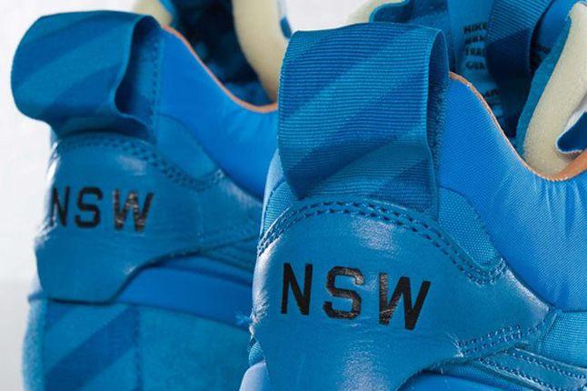 Nike Lunar Solstice Mid Sp White Label Pack Heel Details 1