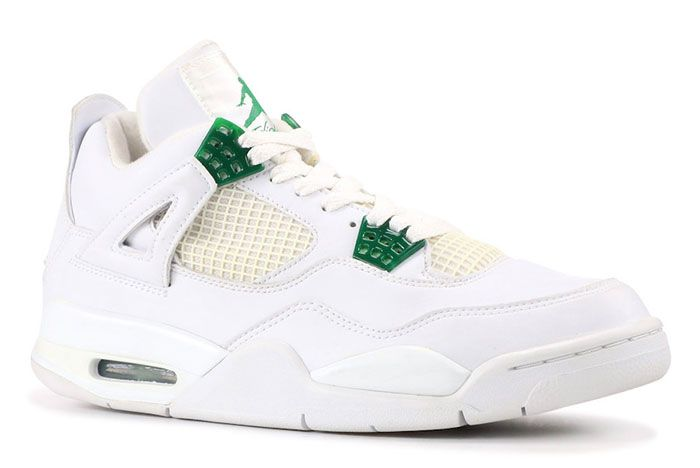 Air Jordan 4 Pine Green Right 2
