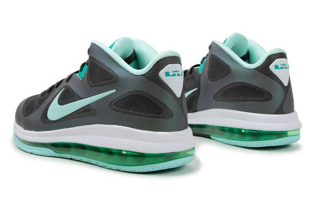 Nike Lebron 9 Low Mint 03 1