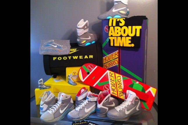Nike Mcfly Collection 1