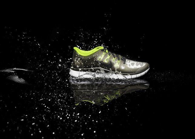 Nike Free 50 Shield Mens