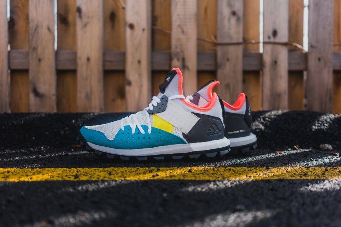 Kolor X Adidas Ss17 Response Tr Pack2