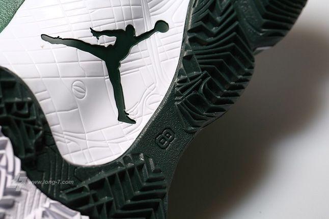 Air Jordan Cp3 Vi Mint Sole Detail2 1